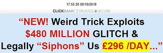 daily cash siphon a get rich quick scam review zero to
